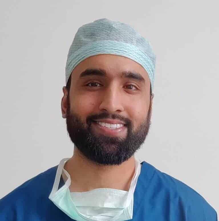 Dr Munib Ahmad